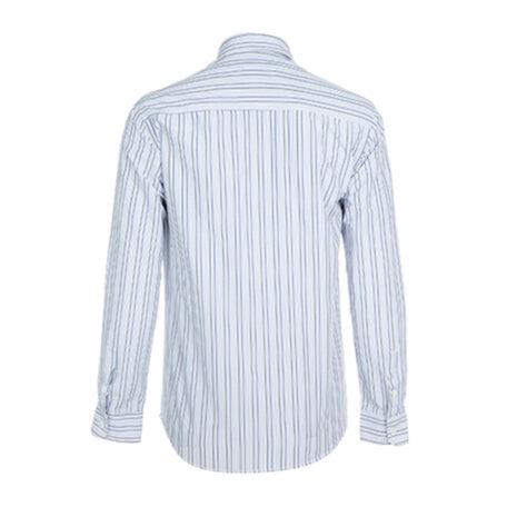 پیراهن آستین بلند راهراه