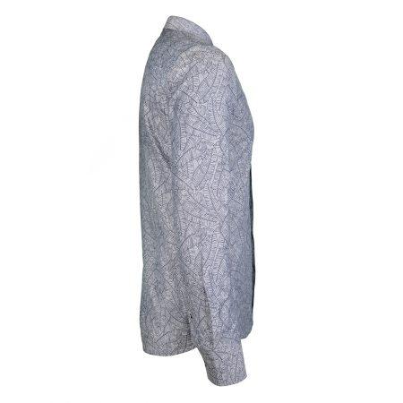 پیراهن مردانه قاپک مخفی