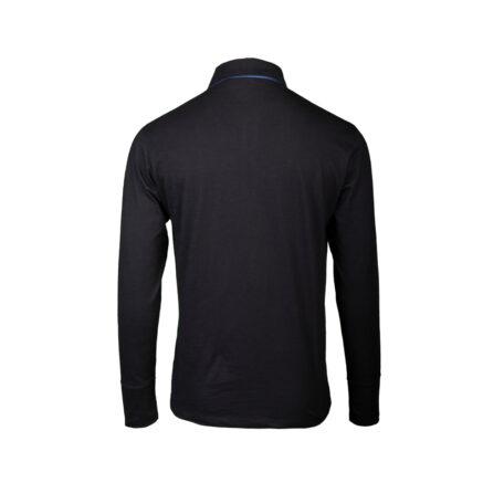بلوز آستین بلند یقهدار مردانه