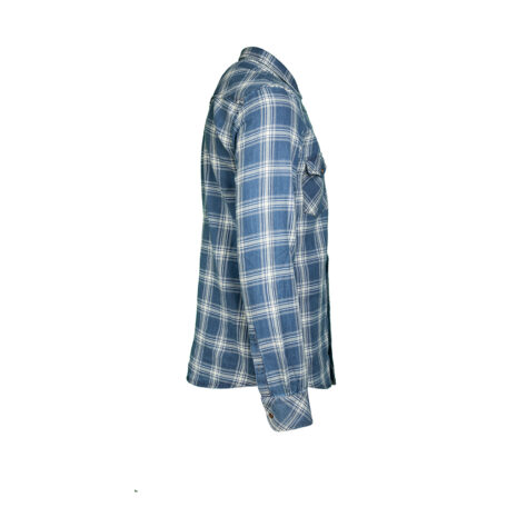 پیراهن چهارخانه جین مردانه