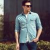 پیراهن جین مردانه سیاوود